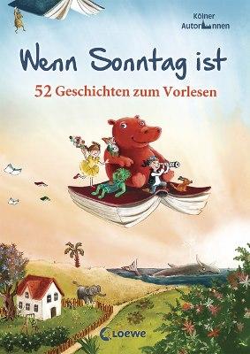 Buch-Cover: Wenn Sonntag ist