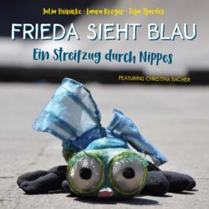 Cover - Friea sieht Blau