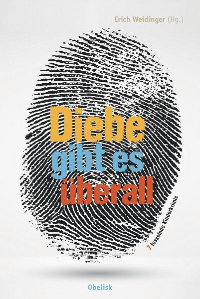 Buch-Cover: Diebe gibt es überall