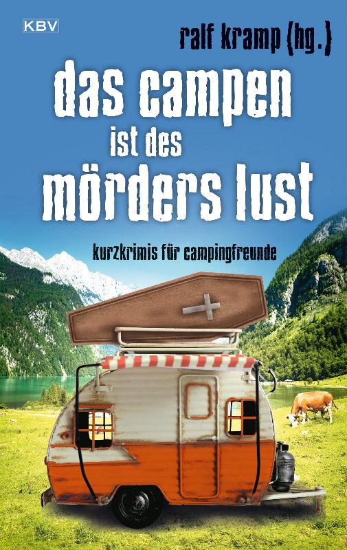 Buch-Cover: Das Campen ist des Mörders Lust