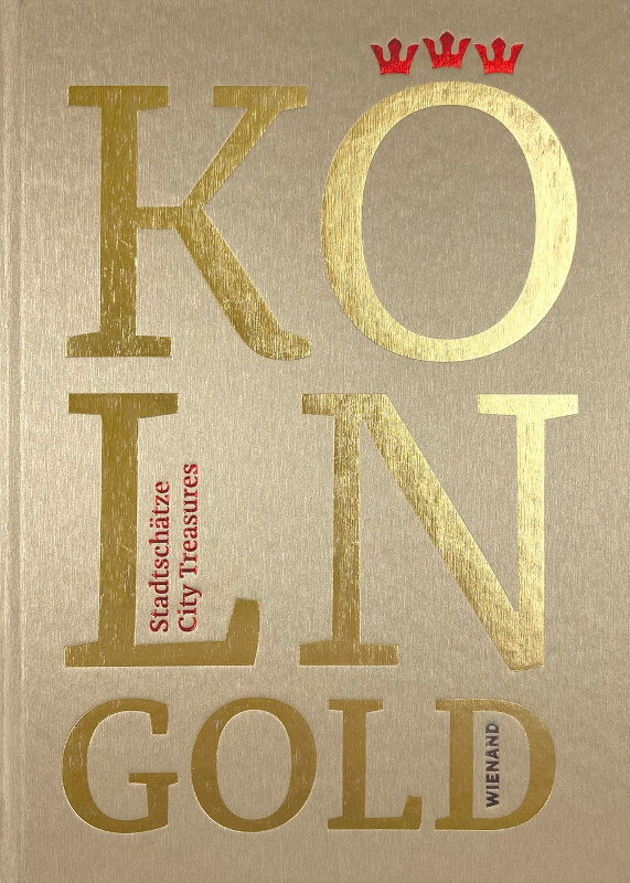 Buch-Cover KölnGold